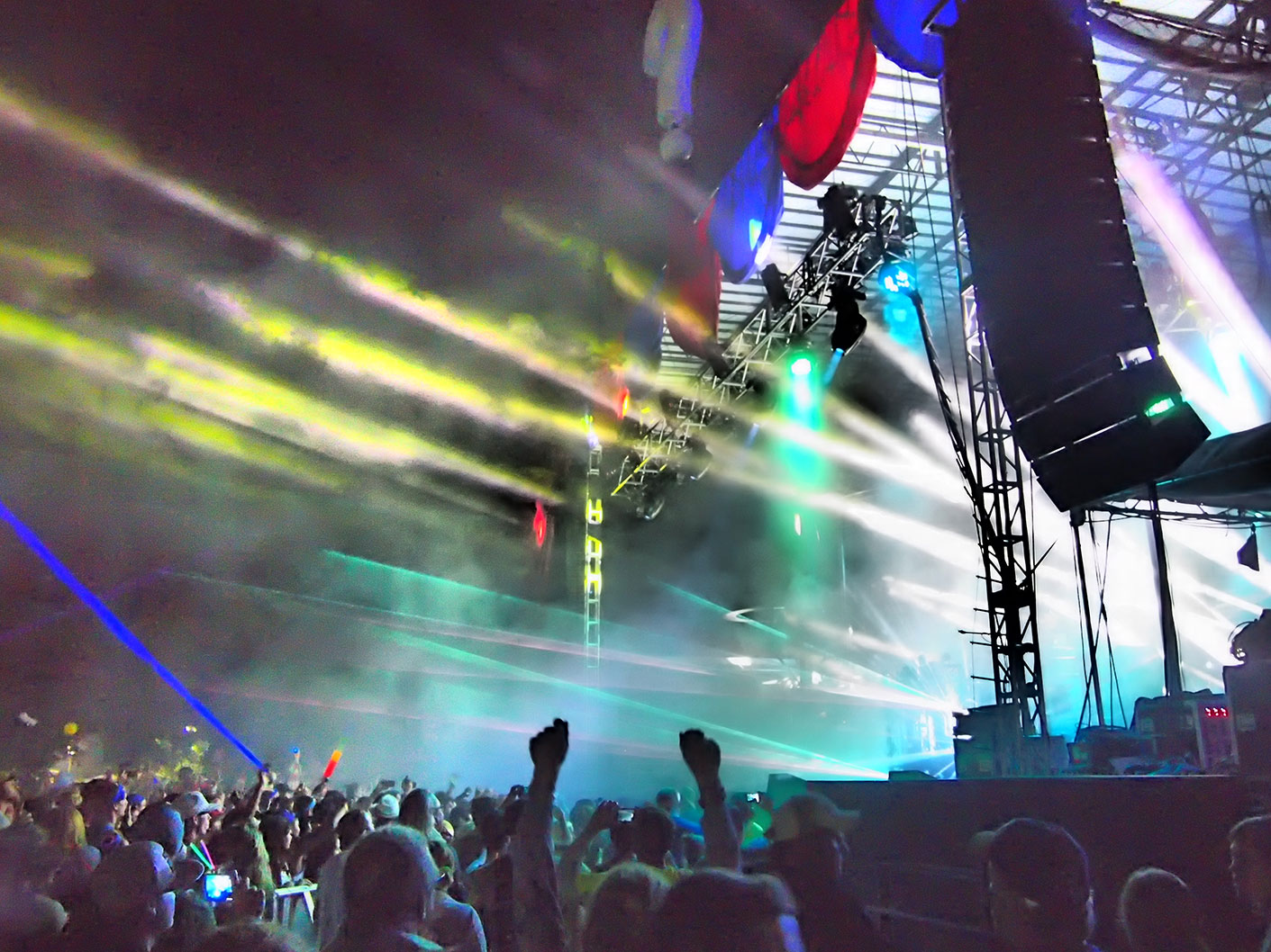 Pretty Lights - Which Stage, Bonnaroo 2012