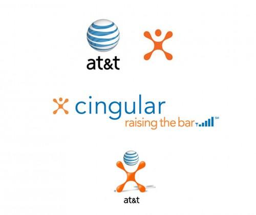 att-cingular-logos