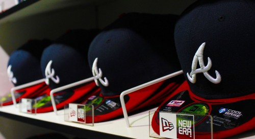 Atlanta Braves New Era Caps