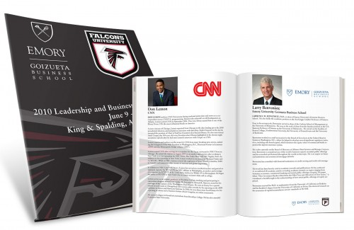 Atlanta Falcons Business Summit Program